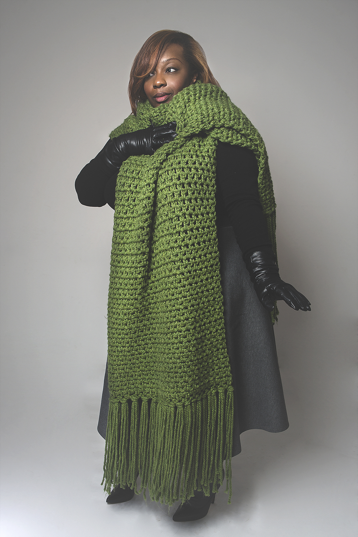 Shenell Green Scarf 02(1)