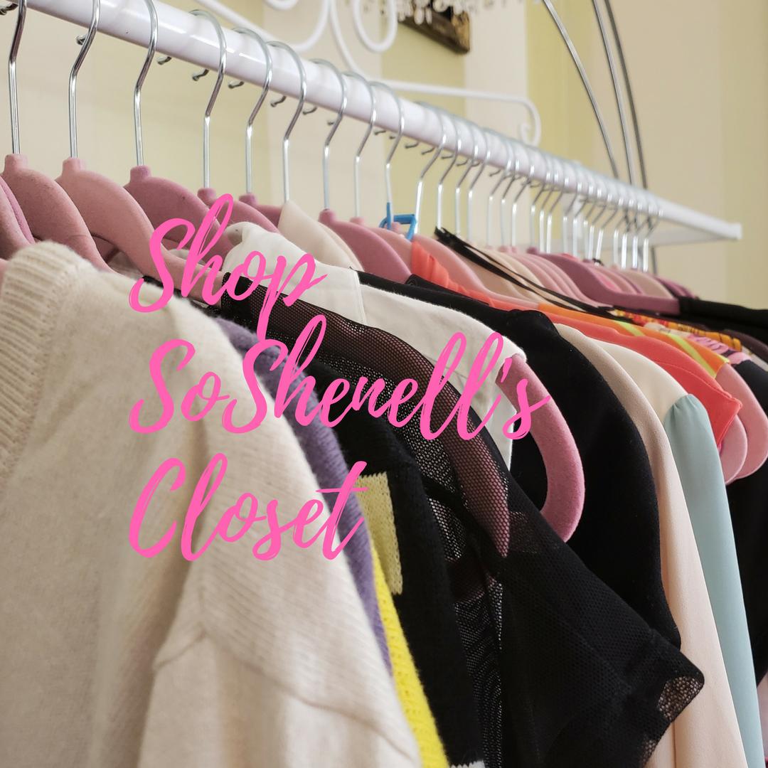 Closet Sale